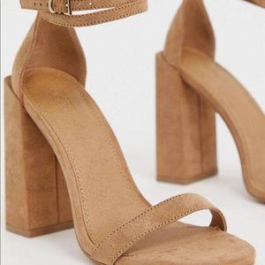 ASOS Shoes - ASOS NUDE HEELs